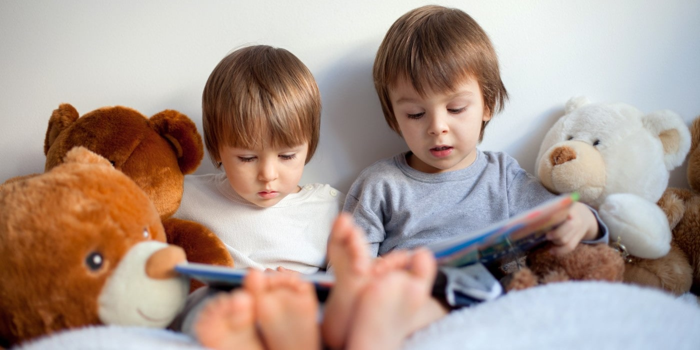 The Best Books for 2 Year Olds